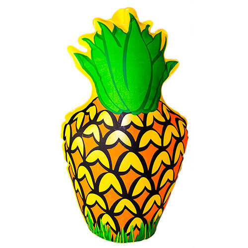 Allow us to push this Pineapple