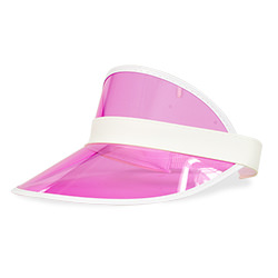 Translucent Golf Visor