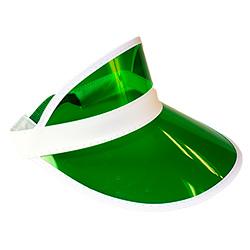 Green Golfing Visor