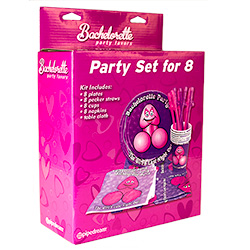 Party set box Packaging