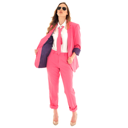 Includes jacket, trousers and tie