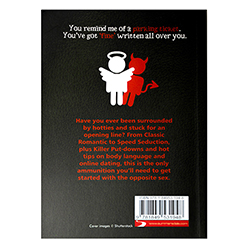Little Black Book of Flirting Back Cover