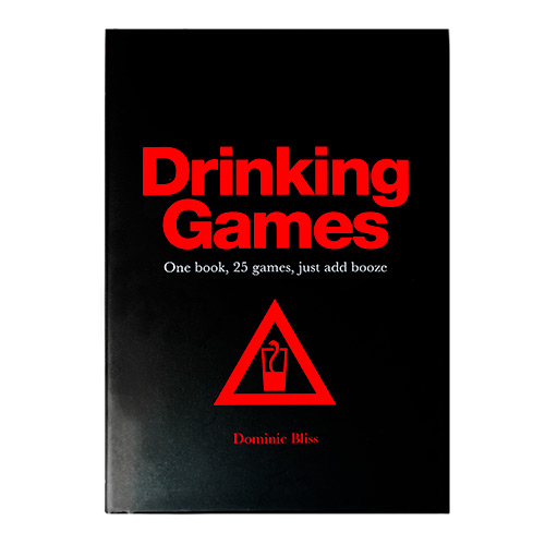 Front Of Drinking Games Book