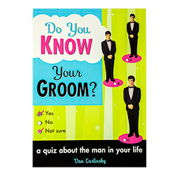 Do You Know Your Groom? Cover