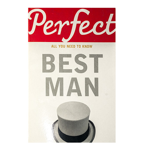 Best Man Book