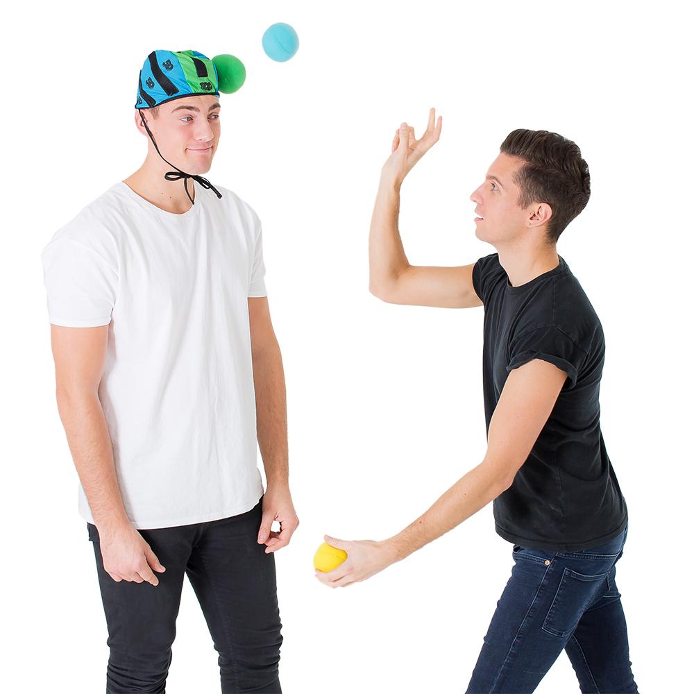 Butt Head cap and balls