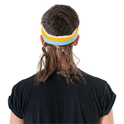 The back of the mullet