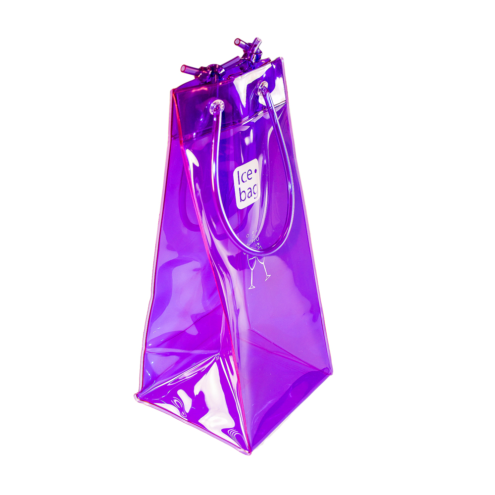 Purple Ice Bag