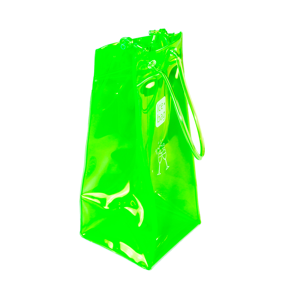 Green Ice Bag