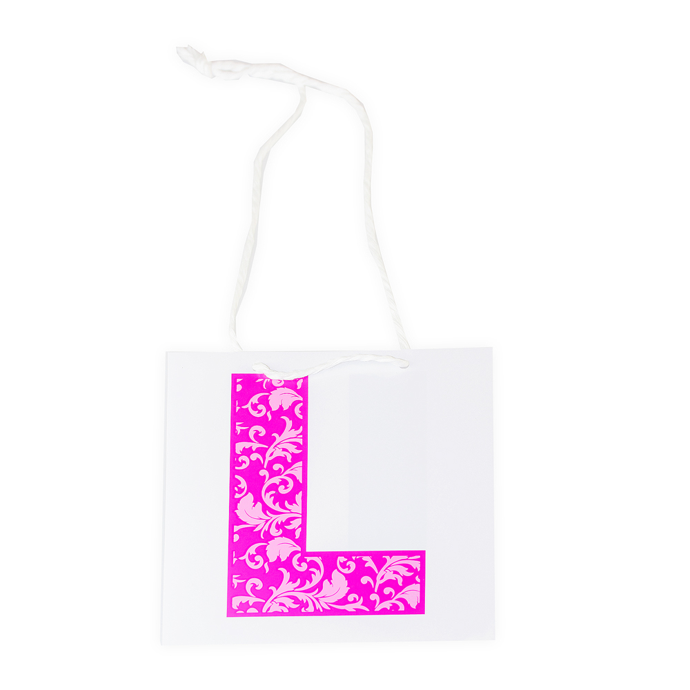 Pink L-Plate