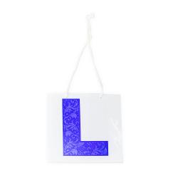 Purple L-Plate