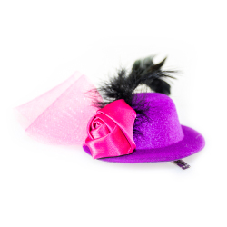 The fascinator in all of its glory