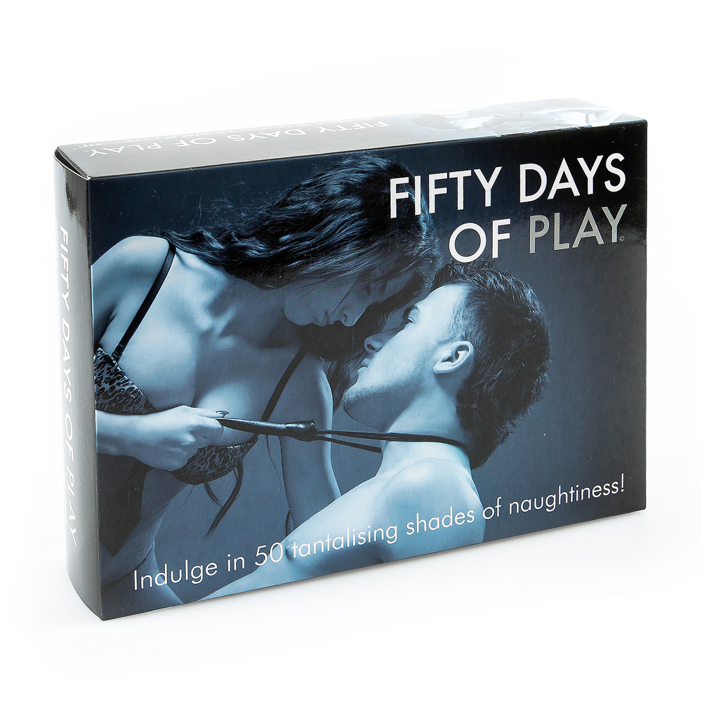 Fifty Shades of Play Box