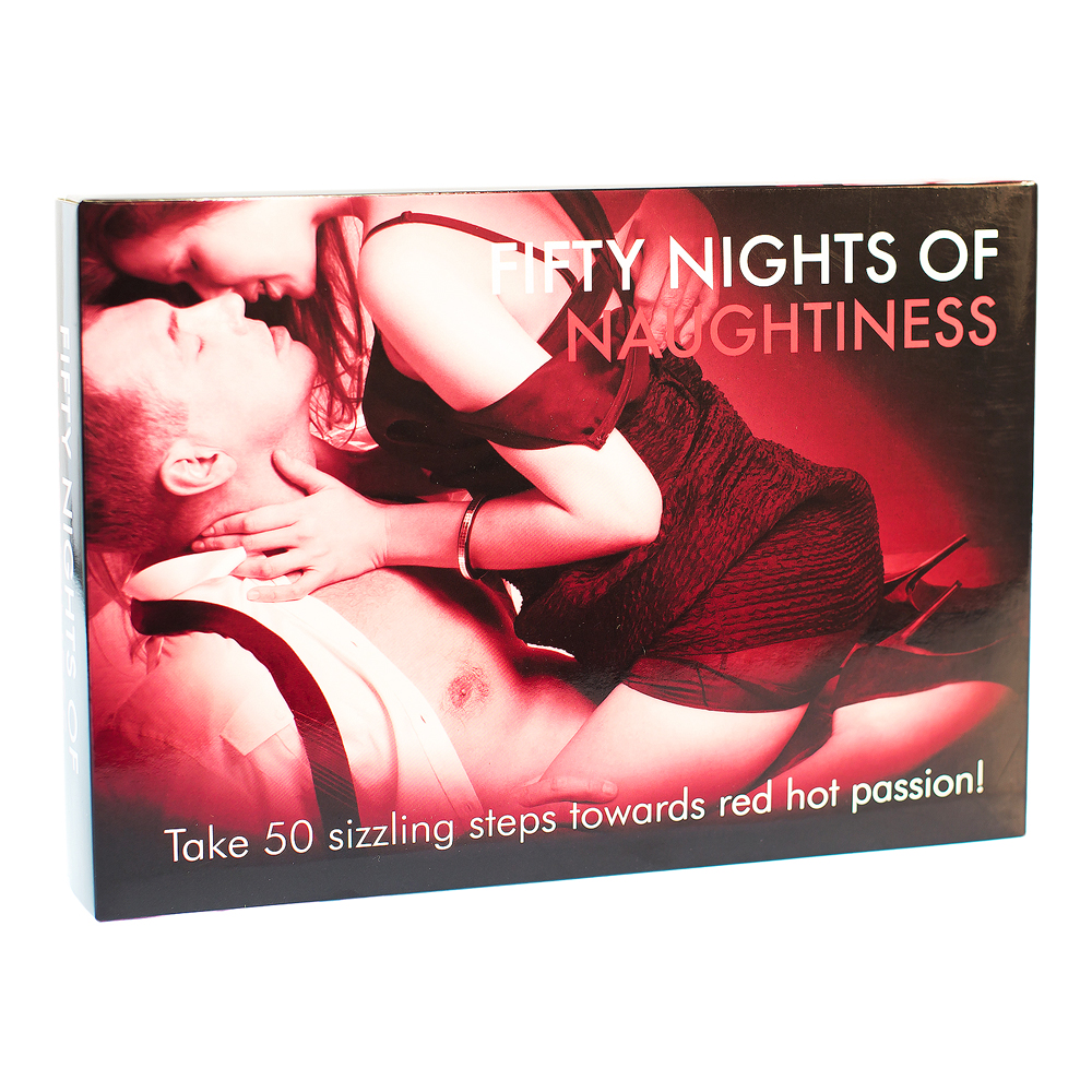 Fifty Nights of Naughtiness box