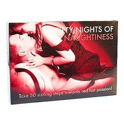 Fifty Nights of Naughtiness box