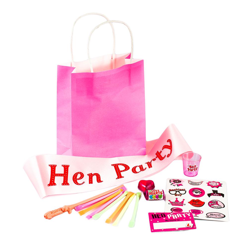 Bargain Hen Party Party Bag