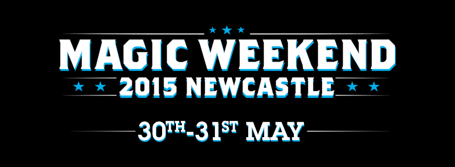 Magic Weekend 2016 Newcastle 21stMay-22nd May