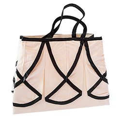 An Ascot bag for carrying around all your hen party accessories