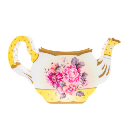 Vintage teapot vase