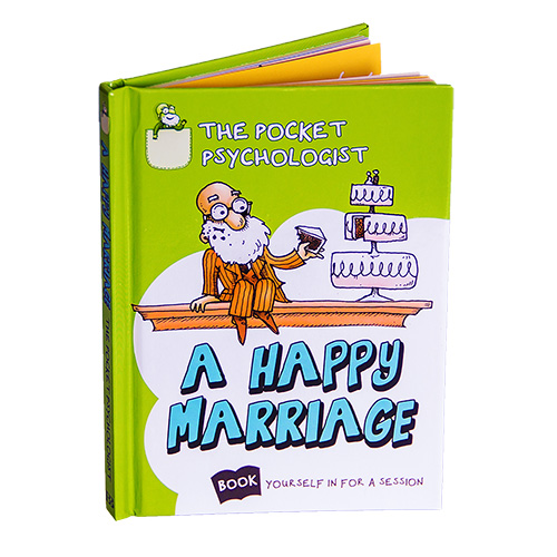 Pocket Psychologist - A Happy Marriage
