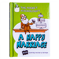 A Happy Marriage front cover