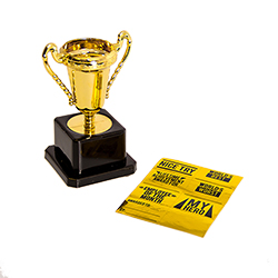 Office Trophy product contents