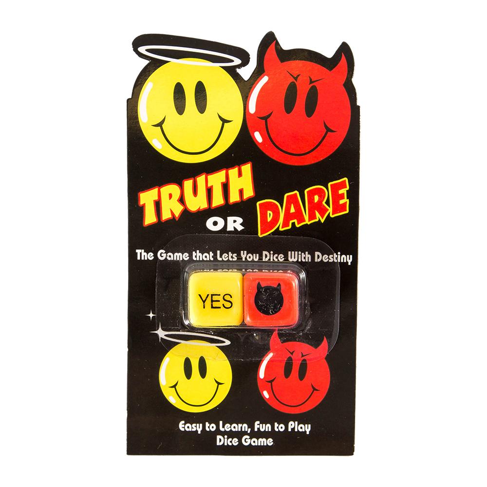 Dice dare game