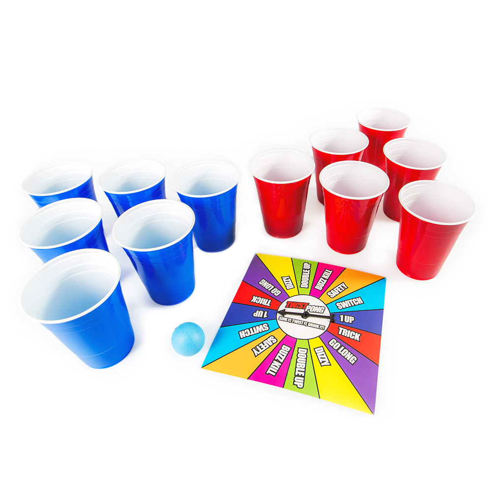 The twist pong contents