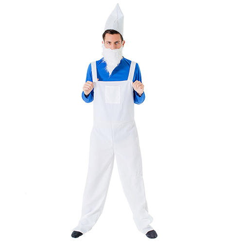 Blue Gnome Costume