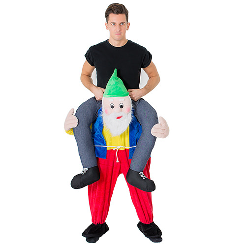 Gnome carry me costume