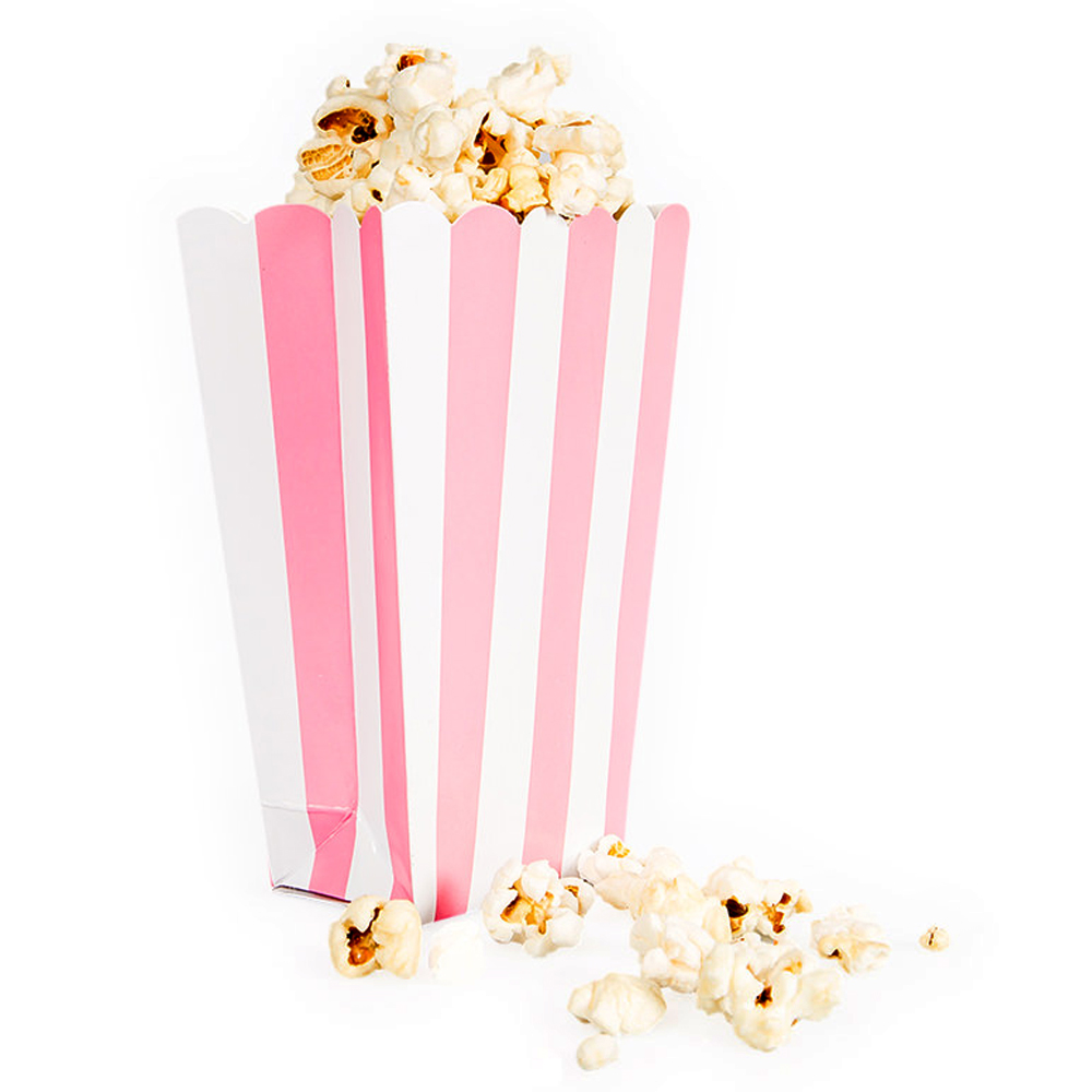Favor Popcorn Box