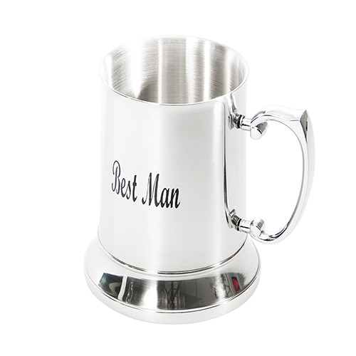 Best Man Beer Tankard