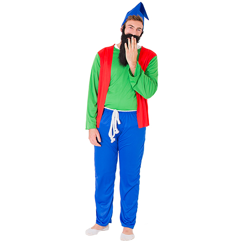 Sleepy gnome costume