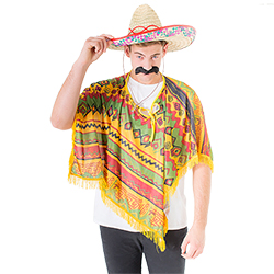 Modeled here with the sombrero
