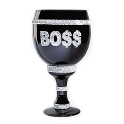 Like a Total Boss