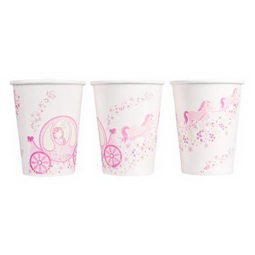Princess Party Paper Cups