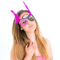 Polkadot 'Tease' mask