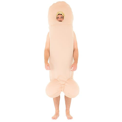 Full Body Penis Costume