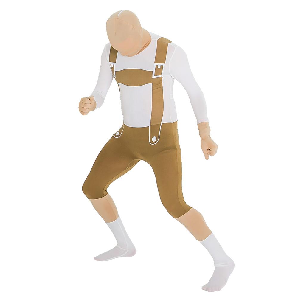 Lederhosen style Morphsuit