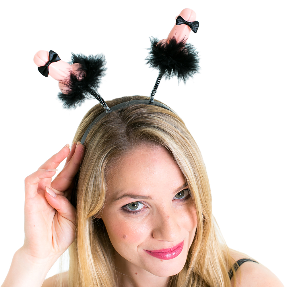 Miss Newcastle 2015 wearing Willy Boppers with Bow