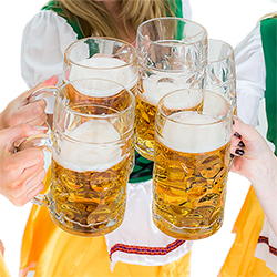 The Giant Beer Steins
