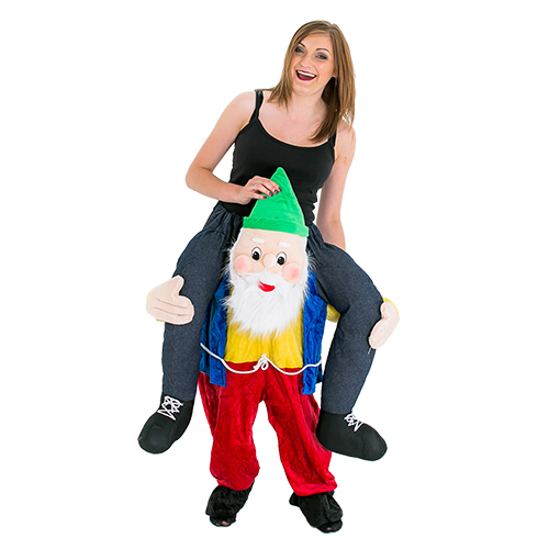 The Carry Me Gnome outfit