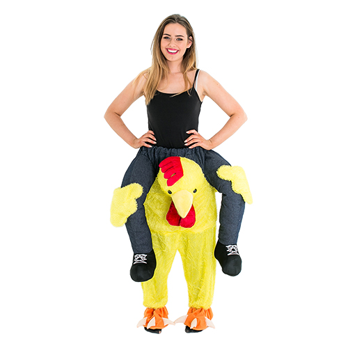 Carry Me Chicken outfit