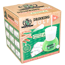 Image of drinking golf game box