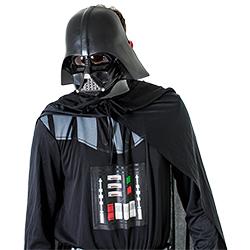 Darth Vader costume up close