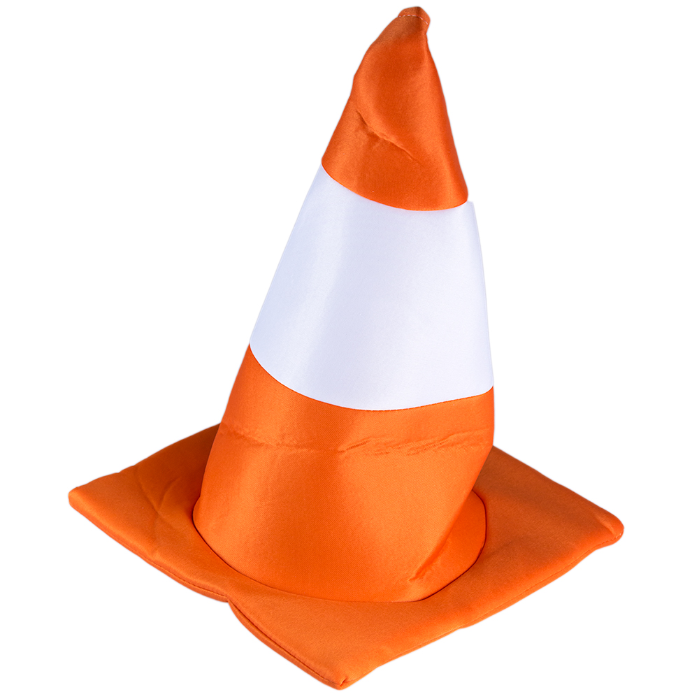 5ce26617a5a Traffic Cone Hat - £2.99 - 50+ In Stock - Last Night of Freedom