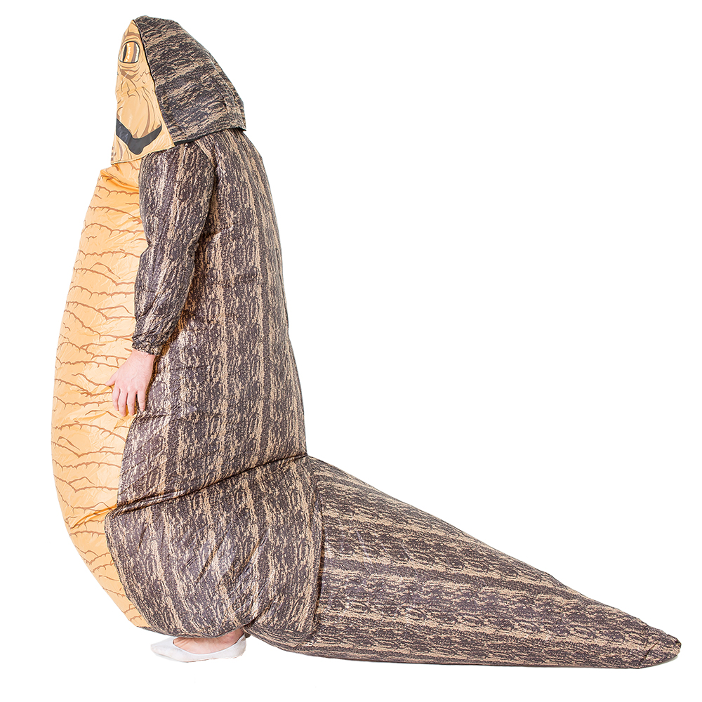 Inflatable Jabba The Hut Costume - £59.99 - 1 In Stock ... Jabba The Hutt Costume