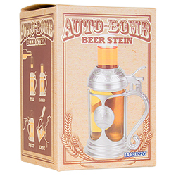 Autobomb beer stein box
