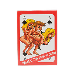 A box of kamasutra playing cards
