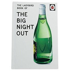 The front cover of The Ladybird Book of The Big Night Out